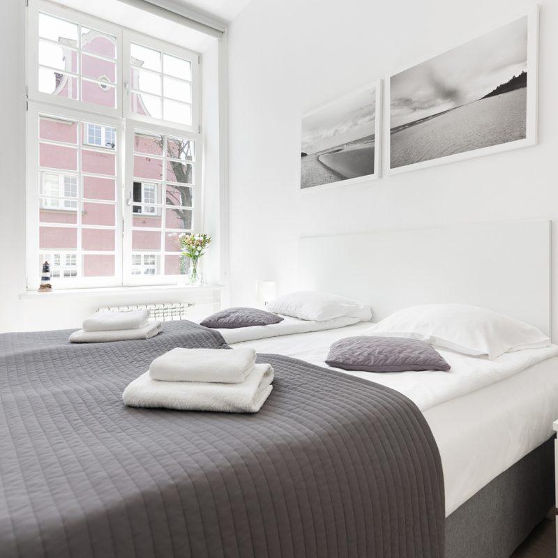 Gdańsk Old Town Apartments / Apartamenty Stare Miasto 234