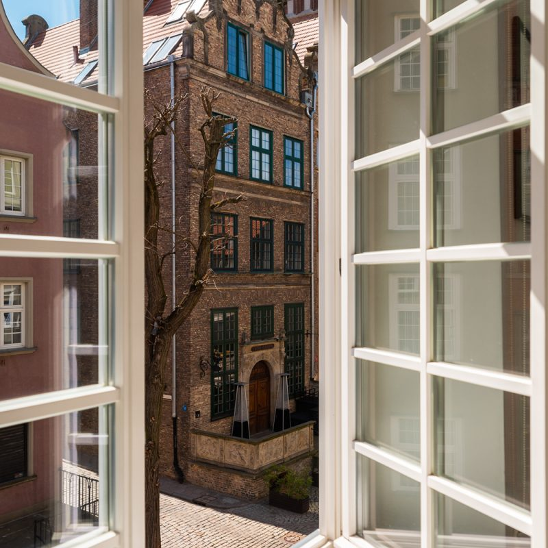 Gdańsk Old Town Apartments / Apartamenty Stare Miasto 244