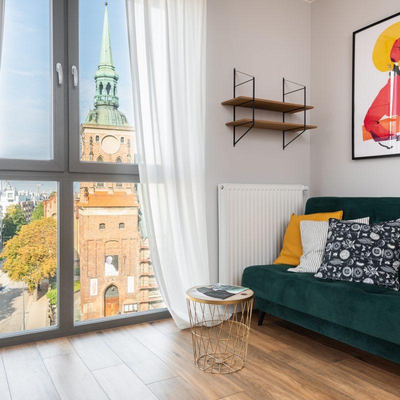 Gdańsk City Center Apartments / Apartamenty w centrum 329