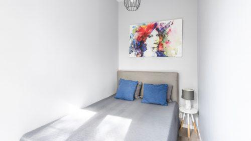 Apartament nr 2 z 1 sypialnią ul. Szeroka
