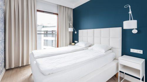 Apartament nr 14 z 1 sypialnią i balkonem